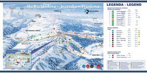 Bachledova Ski trasy narciarskie
